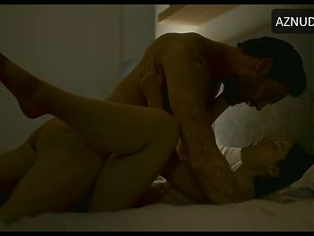 Eve Hewson in hot sex scene