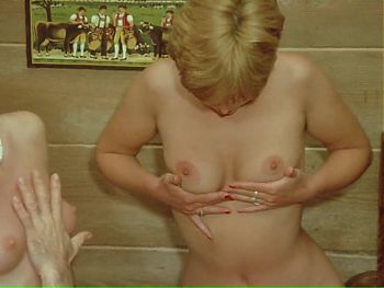 Marianne AUBERT Evelyne LANG... NUDE Part 2 (1983)
