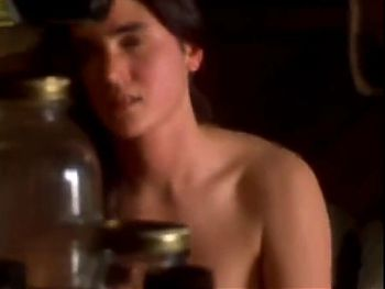 Jennifer Connellys awesome tits, 1990 - 2003