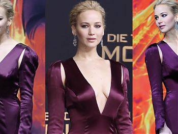 Jennifer Lawrence Celeb Tribute Time