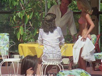 Cheryl Ladd - Hot Swimsuit Scenes In 4K - Volume 1