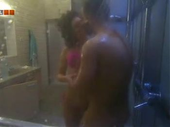 Dennis and Fanni sex in the shower