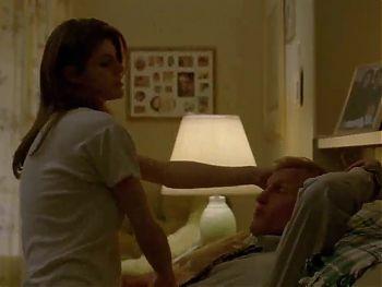 Alexandra Daddario body in True detective