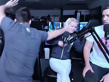 Elyse Willems Inappropriately Touched and Groped At Work