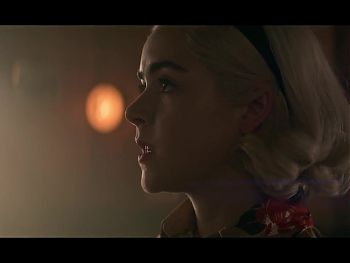 Kiernan Shipka - The Chilling Adventures of Sabrina s4e5