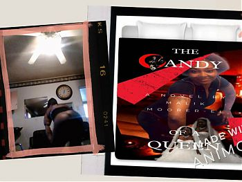 KingPenKock and The Candy Queen Writes an erotic novel