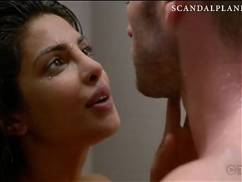 Priyanka Chopra Sex Under The Shower on ScanalPlanetCom