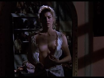 Classic Sharon Stone Tits