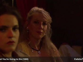 Chiara Mastroianni blowjob video